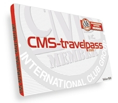 Enjoy an international gym membership with CMS-travelpass.