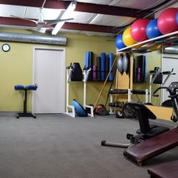 Enjoy the best that our fitness center has to offer!