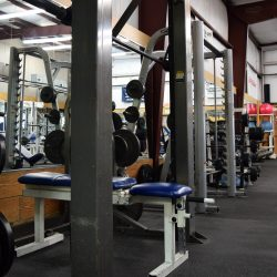 Our fitness gym is ready to meet your fitness needs!