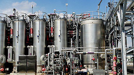 hazardous waste company