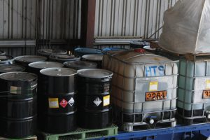 RCRA hazardous waste