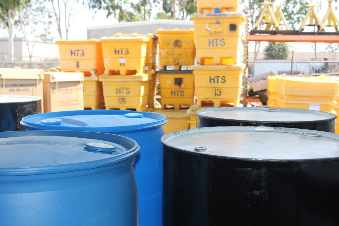 rcra hazardous waste