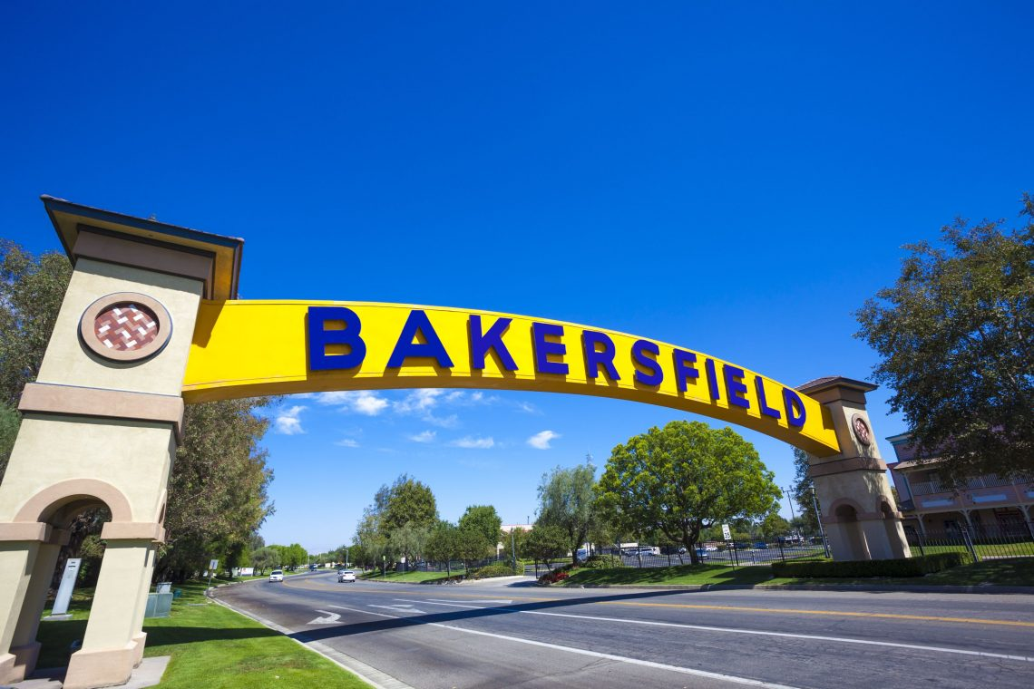 Bakersfield waste management