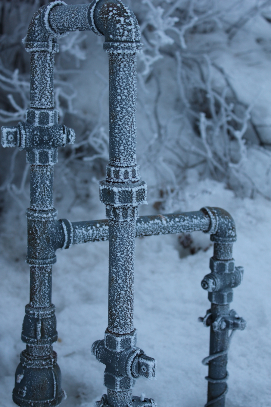 snow pipe
