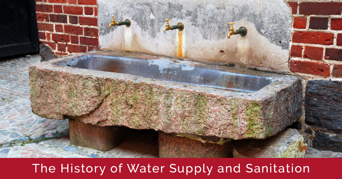 Plumber Suffolk County: The History of Water Supply and