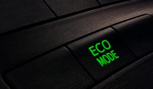 Button eco mode