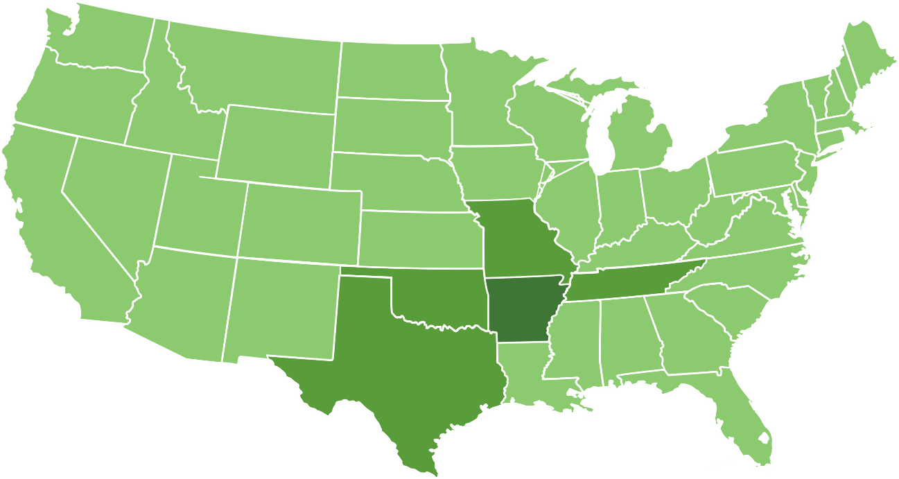 Natural State Ins States
