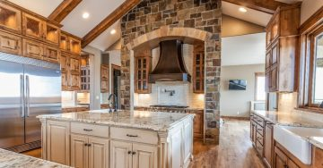 A home remodel in Northern Colorado by Illusions Complete Home Solutions.