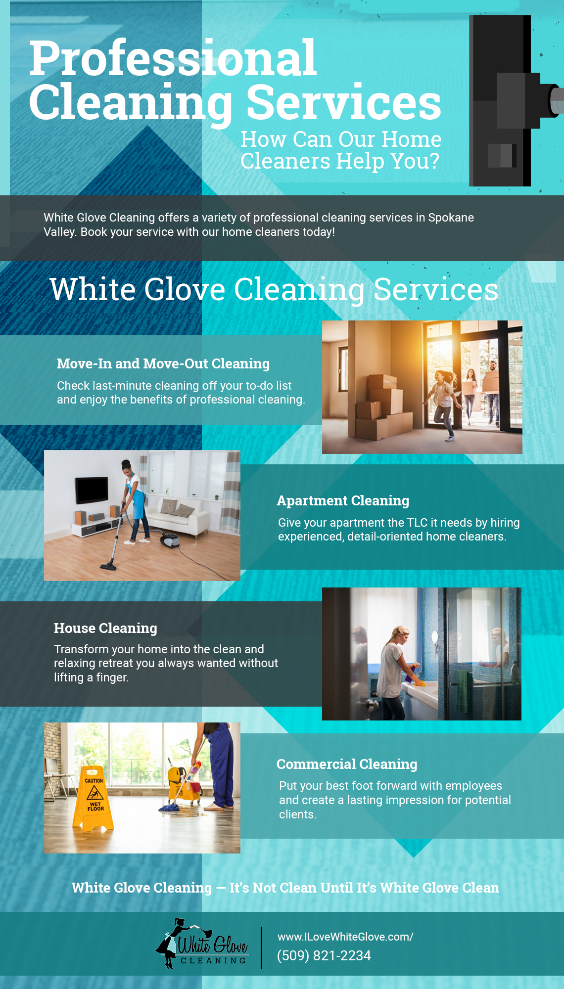 Cleaning Services Spokane Valley: How Can Our Home Cleaners ...