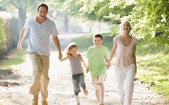 Orthodontics aids the whole family!