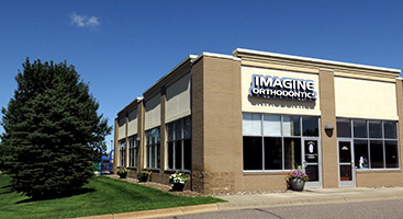 Come to Imagine Smiles, your local orthodontist!