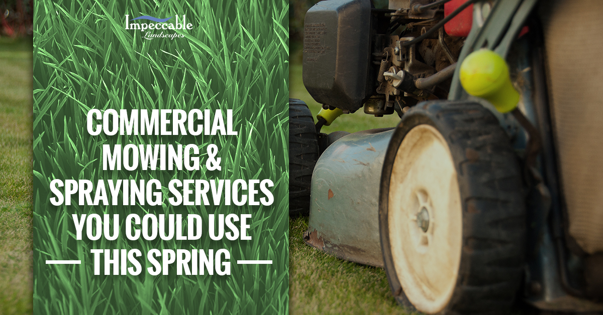 Commercial Mowing & Spraying