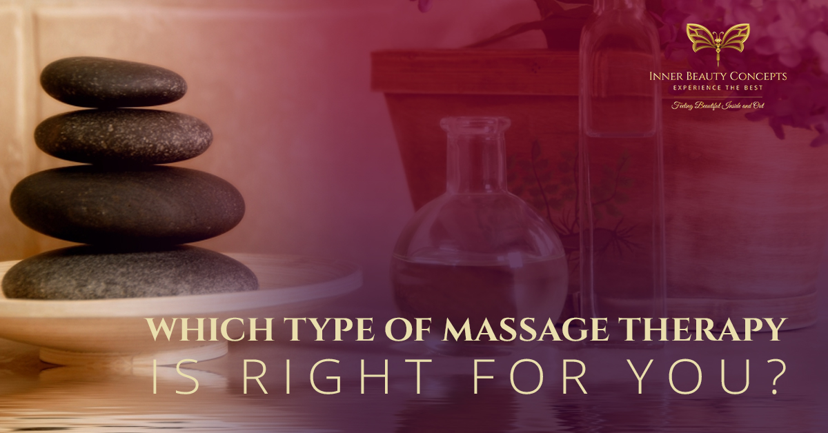 Massage Spa Nashua | Which Type Of Massage Therapy Is ...