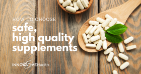 innovative health safe high-quality supplements