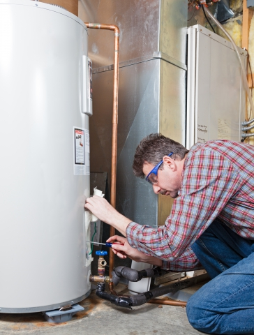 commercial water heater services