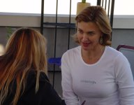 DALLAS' BRENDA STRONG USES INspaLA!
