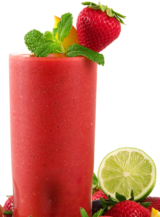 Grab amazing combinations at our smoothie shop.