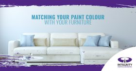 Matching Your Paint Color With Your Furniture