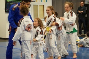 IMA Kids Class with Instructor Luis Rodriguez