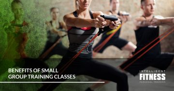 small group training benefits