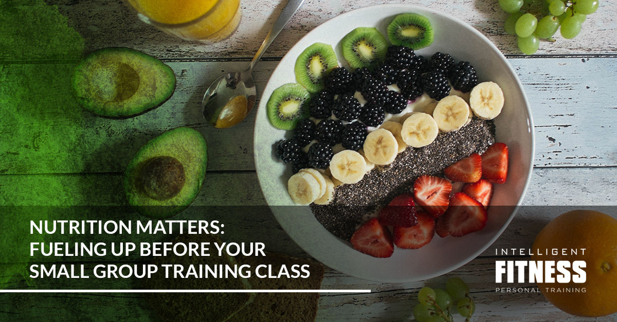 pre workout nutrition