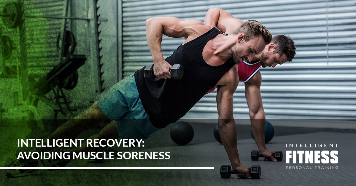 Intelligent Recover: Avoiding Muscle Soreness