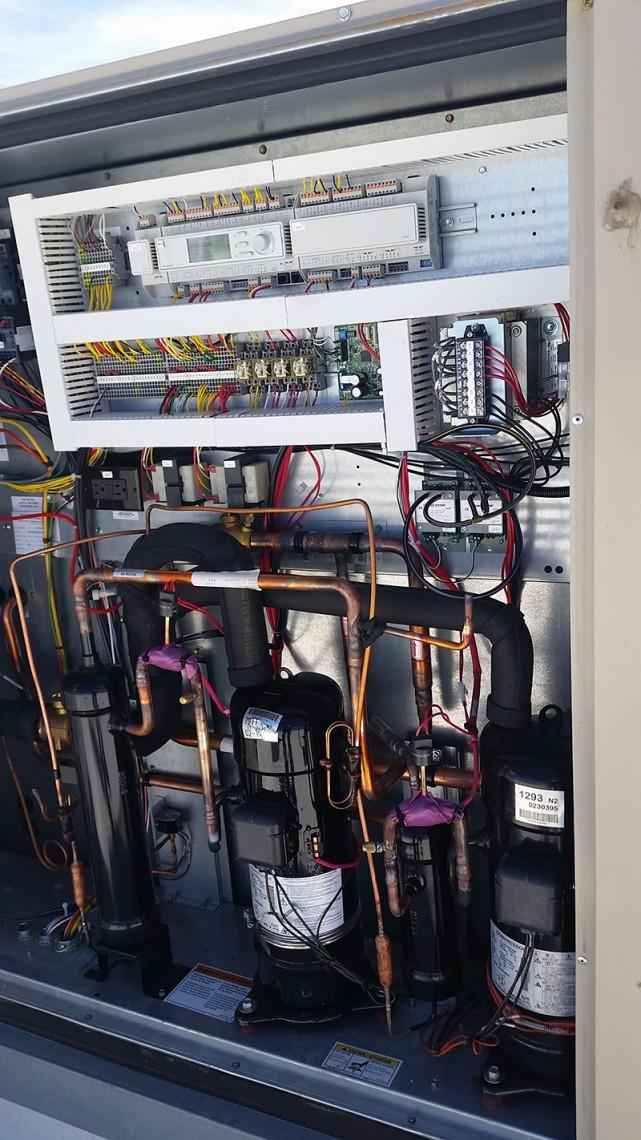 commercial HVAC service Berthoud