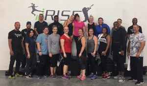 Group of iRISE clients
