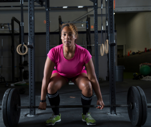 Olympic-style weight lifting allows you to use more joints at once.