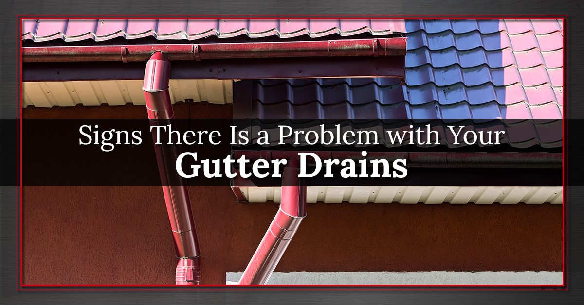 Gutter Drains Syracuse Signs There Is A Problem