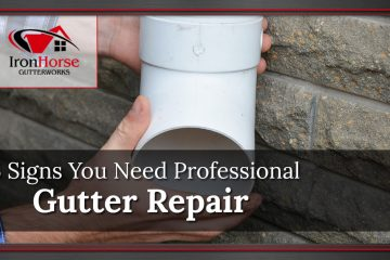 Gutter Repairs Syracuse Iron Horse Gutter Works