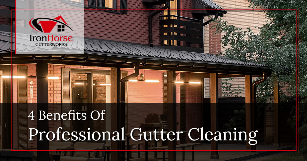 Gutter Repairs Syracuse 4 Benefits Of Professional Gutter Cleaning