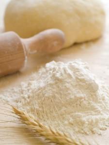 White-flour