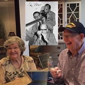 Gene and Martha Finney on I Share Hope