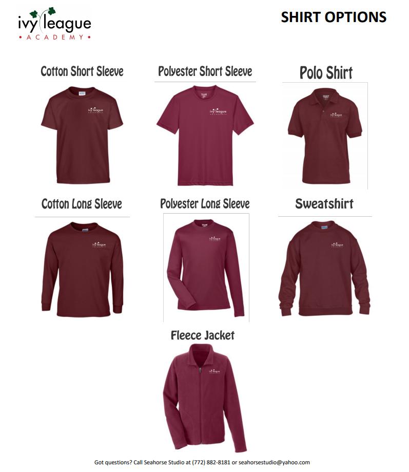 Ivy League T-Shirts