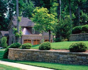 Retaining Wall Design Ma Our Landscape Architecture Services
