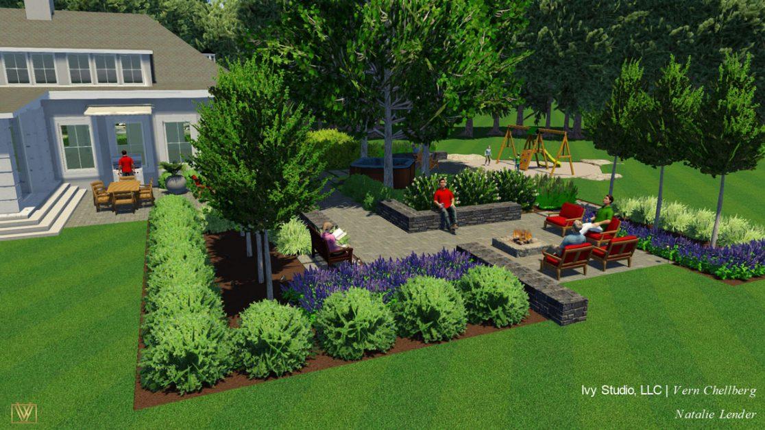 Latest Trends In Landscape Design Ivy Studio
