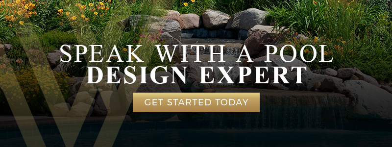 speak with a pool design expert