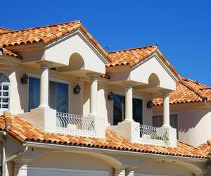 Concrete Tile Roof Repair Installation In Saint Augustine - Clay tile roof maintenance