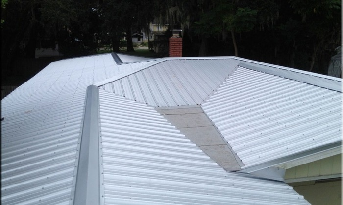 Our Metal Roofing Services