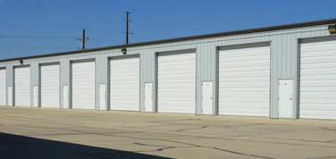 Our self-storage units are secure!