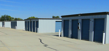 Use our storage facility!