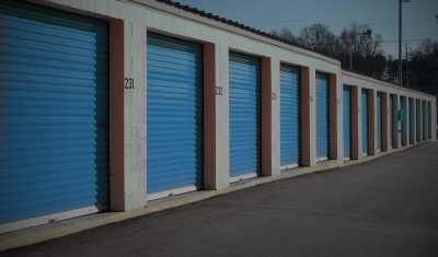 Count on our secure storage facility!