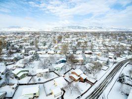 Loveland in Winter