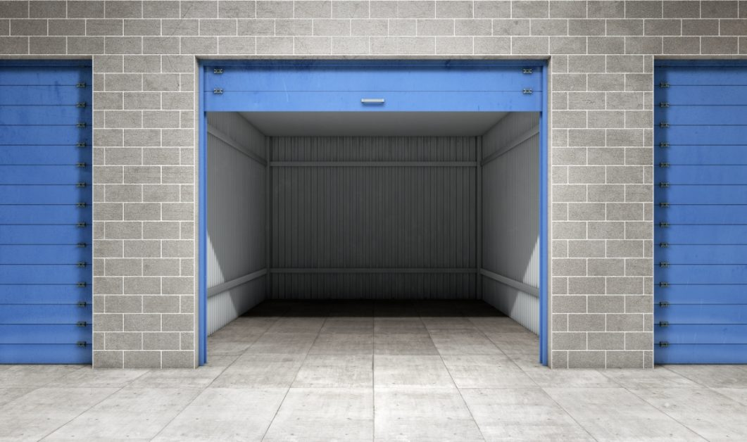 Storage Unit Door