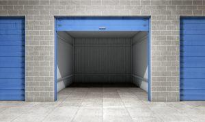 Storage Unit Door