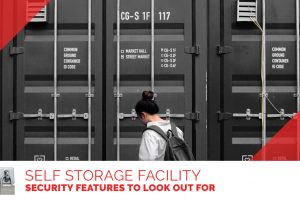 Self-Storage Security Features Banner