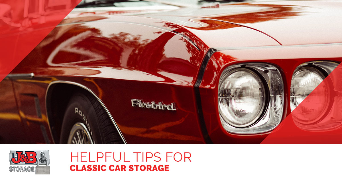 Tips for Car Storage Banner