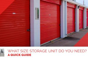What Size Storage Unit Do You Need Banner