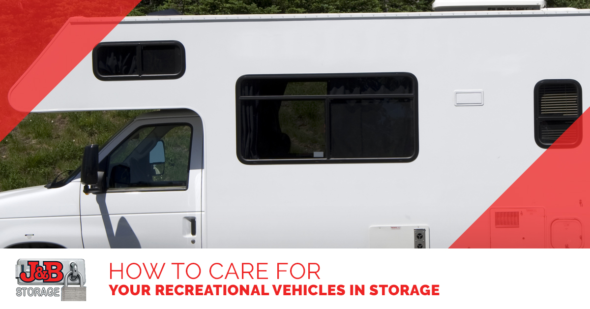 How to Care for Your RV Banner